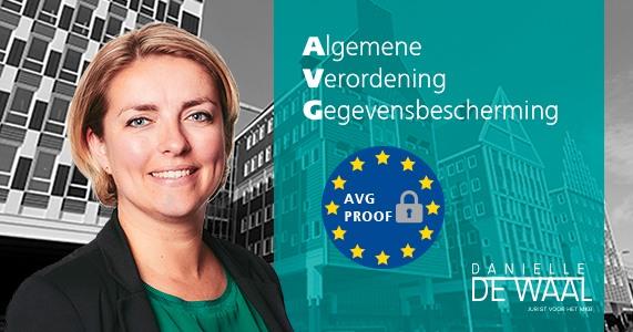 AVG De Waal Jurist voor het MKB