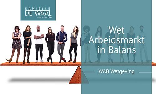 WAB-door Daniele de Waal de jurist voor het MKB